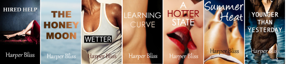 Harper Bliss Books