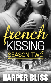 French Kissing: Season Two by Harper Bliss