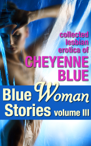 Blue Woman Stories 3